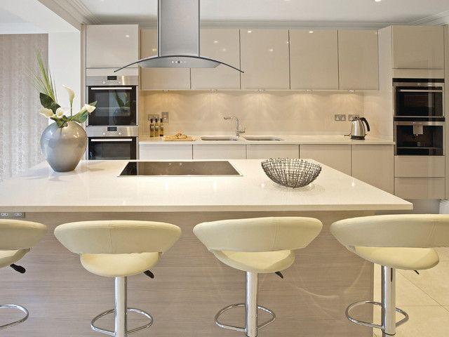 kitchen island hood - Google Search