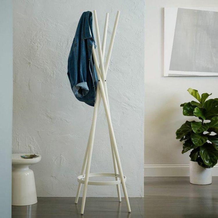 Kleiderablage Im Schlafzimmer Wohnideen-selber-machen