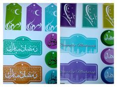 free ramadan printable tag eid welcome ramadan pinterest