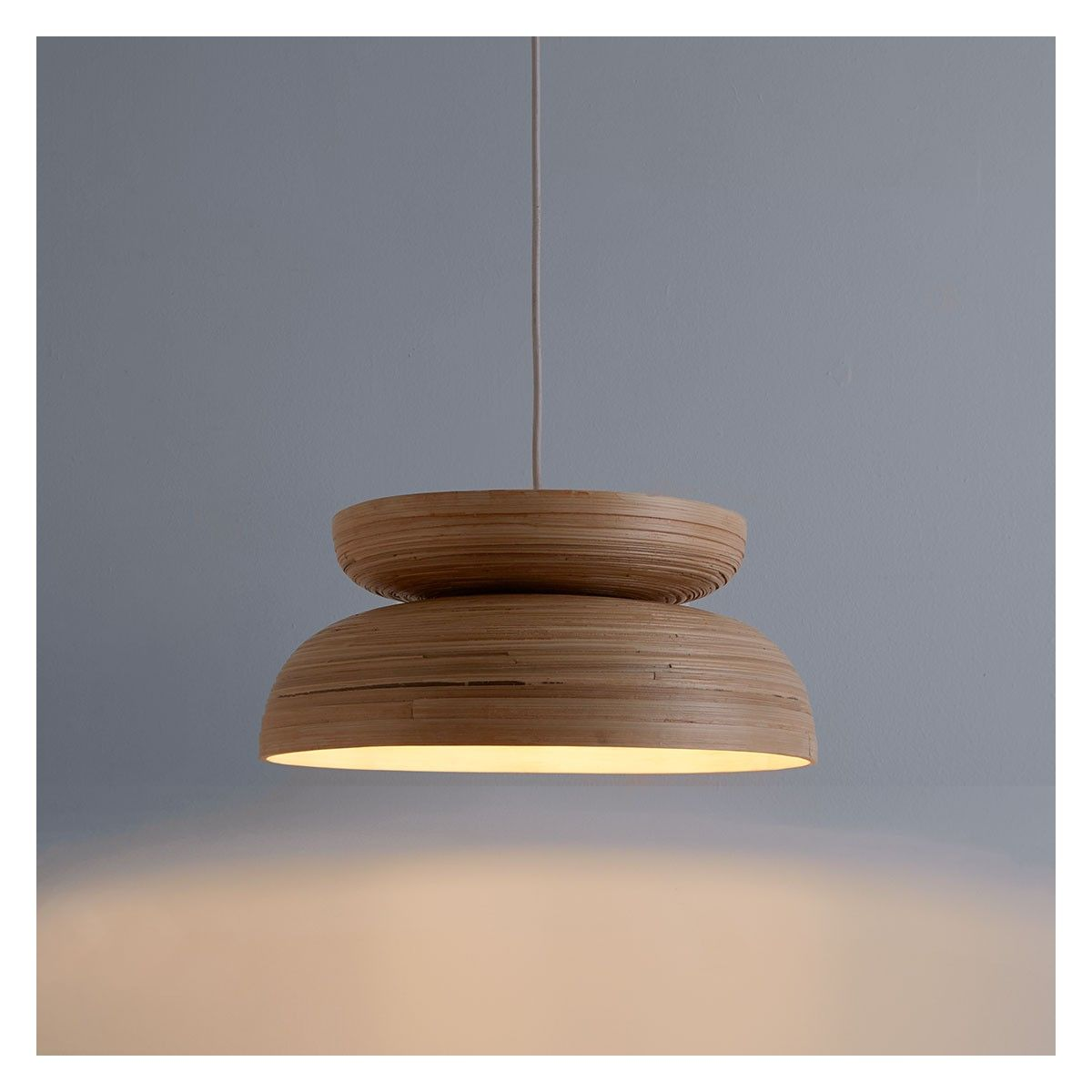 Bamboo Large Easy To Fit Ceiling