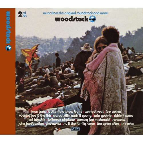 various artists woodstock music from the original soundtrack and more gemm online music. Black Bedroom Furniture Sets. Home Design Ideas