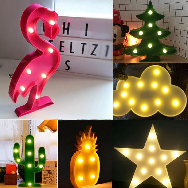 Night Light Cloud Lamp Lights Christmas tree star and Products