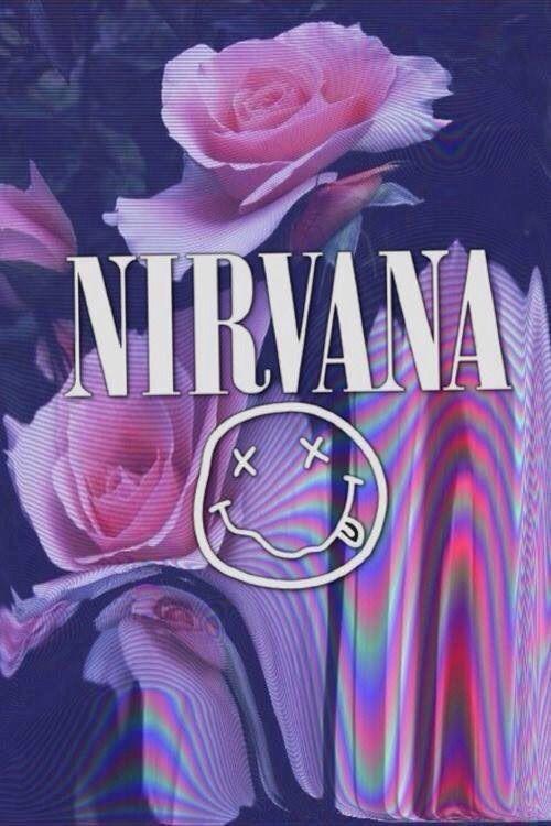 Nirvana Background Tumblr
