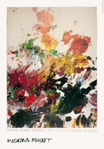 Untitled Print by Cy Twombly
