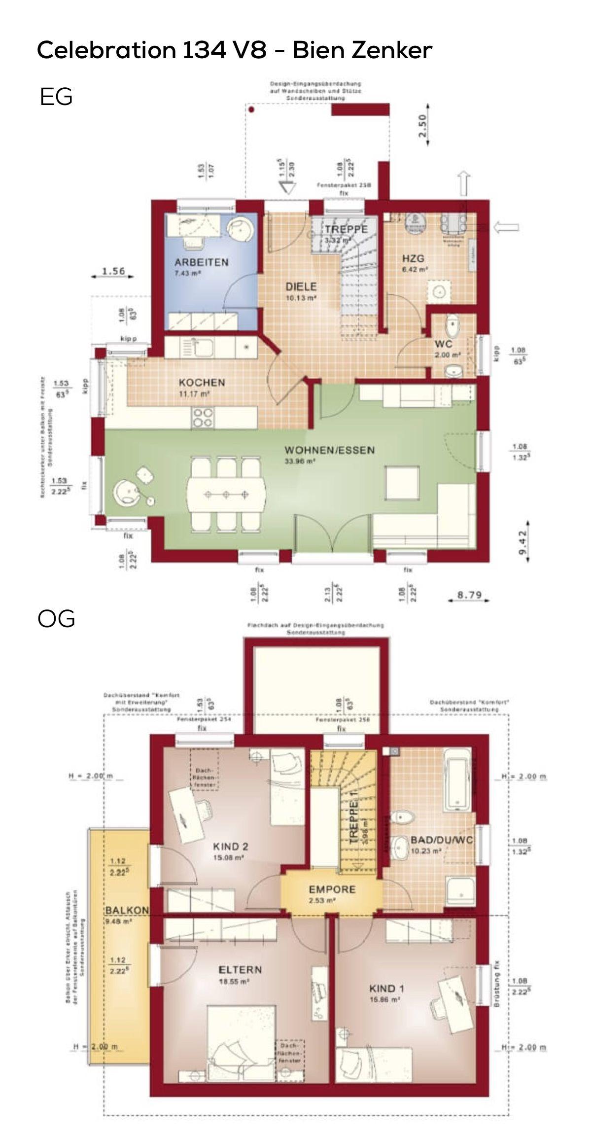 Unglaublich Hauseingang überdacht Sammlung Von Grundriss Design Modern Mit Satteldach Architektur &