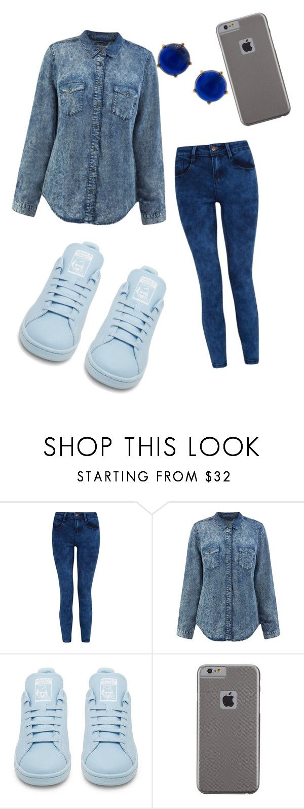 """""""Off day"""" by adorable247 ❤ liked on Polyvore featuring adidas, Case-Mate and Andrea Fohrman"""