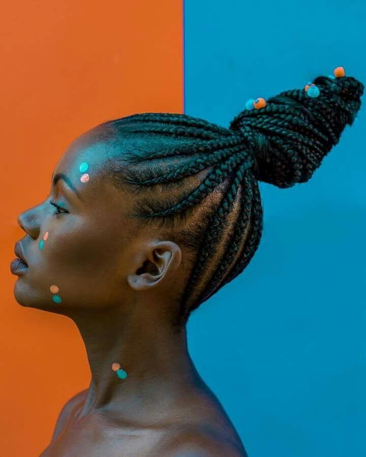 Editors Style Picks Funky African Hairstyles We Love
