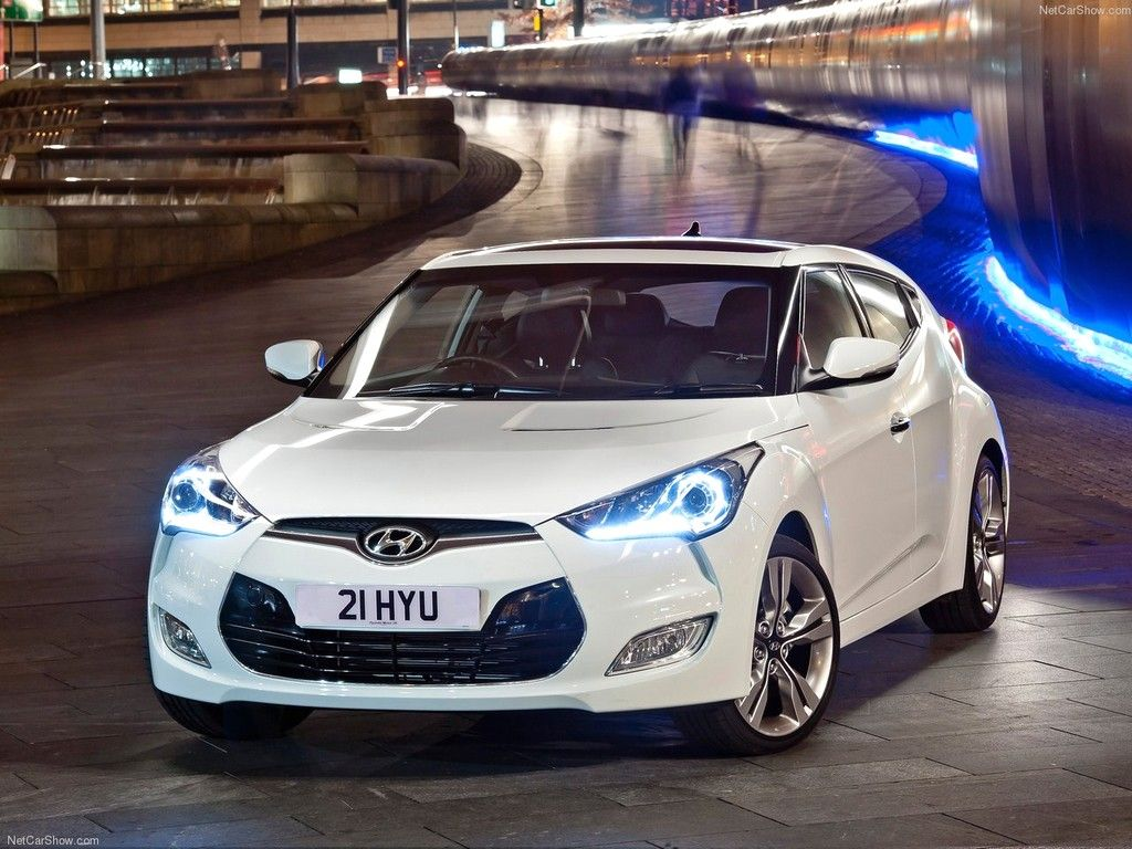 Hyundai Veloster 2016 Silver