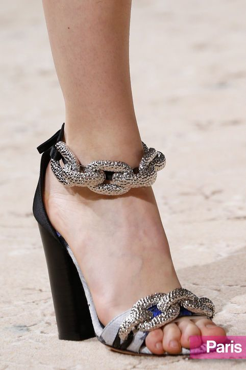 c25cd521e2eeff The Best Shoe Trends of Spring 2015 Fashion Week