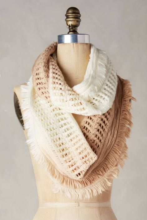 Anthropologies New Arrivals: Winter Accessories   Scarf