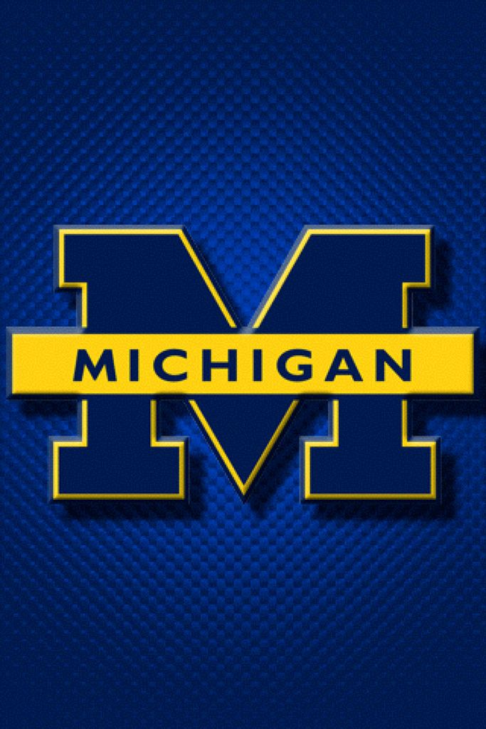 Free Michigan Wolverines Iphone Ipod Touch Wallpapers Michigan Michigan Go Blue Michigan Football
