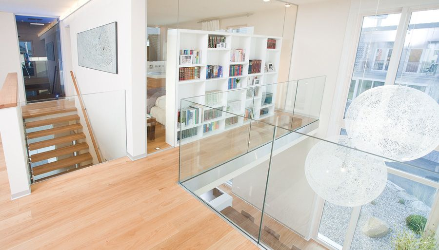 galerie haus luftraum galerie pinterest haus raum und wohnzimmer. Black Bedroom Furniture Sets. Home Design Ideas