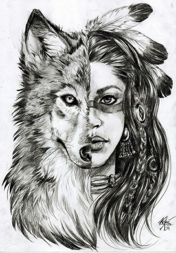▷ 1001 + images pour le dessin fille parfait - des idées pour développer son créativité