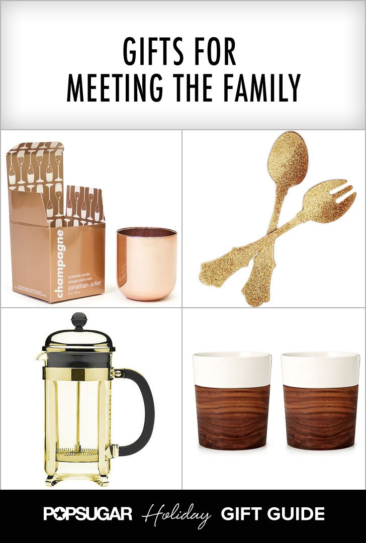 Score Major Points With 21 Gifts For Meeting The Family Gift