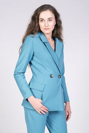 Aava Tailored Blazer - Named