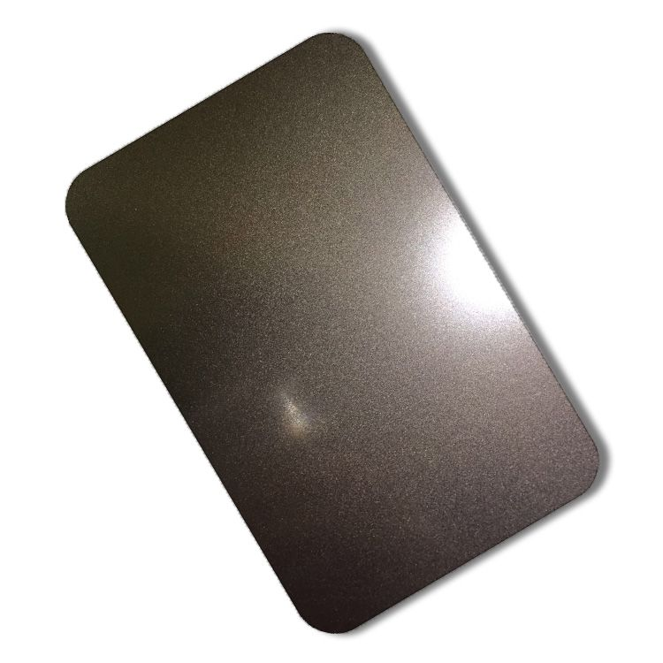 Sandblasted Stainless Steel Sheets Surface Finish Stamp Finish Grade 201 304 316 430 Finishes No 4 Mirror 8k Hairline Brushed Laser Etched Emb