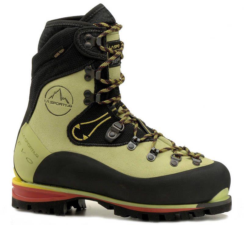 690d73ec617 La Sportiva: Nepal Evo Gtx Woman Lime   U T S T Y R   Mountaineering ...