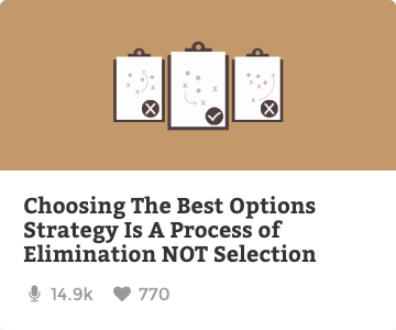 How to pick best straddle options