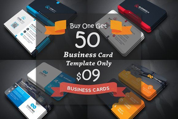 50 business cards bundle creativework247 business cards 50 business cards bundle creativework247 business cards business cards design pinterest business cards and psd templates reheart Image collections
