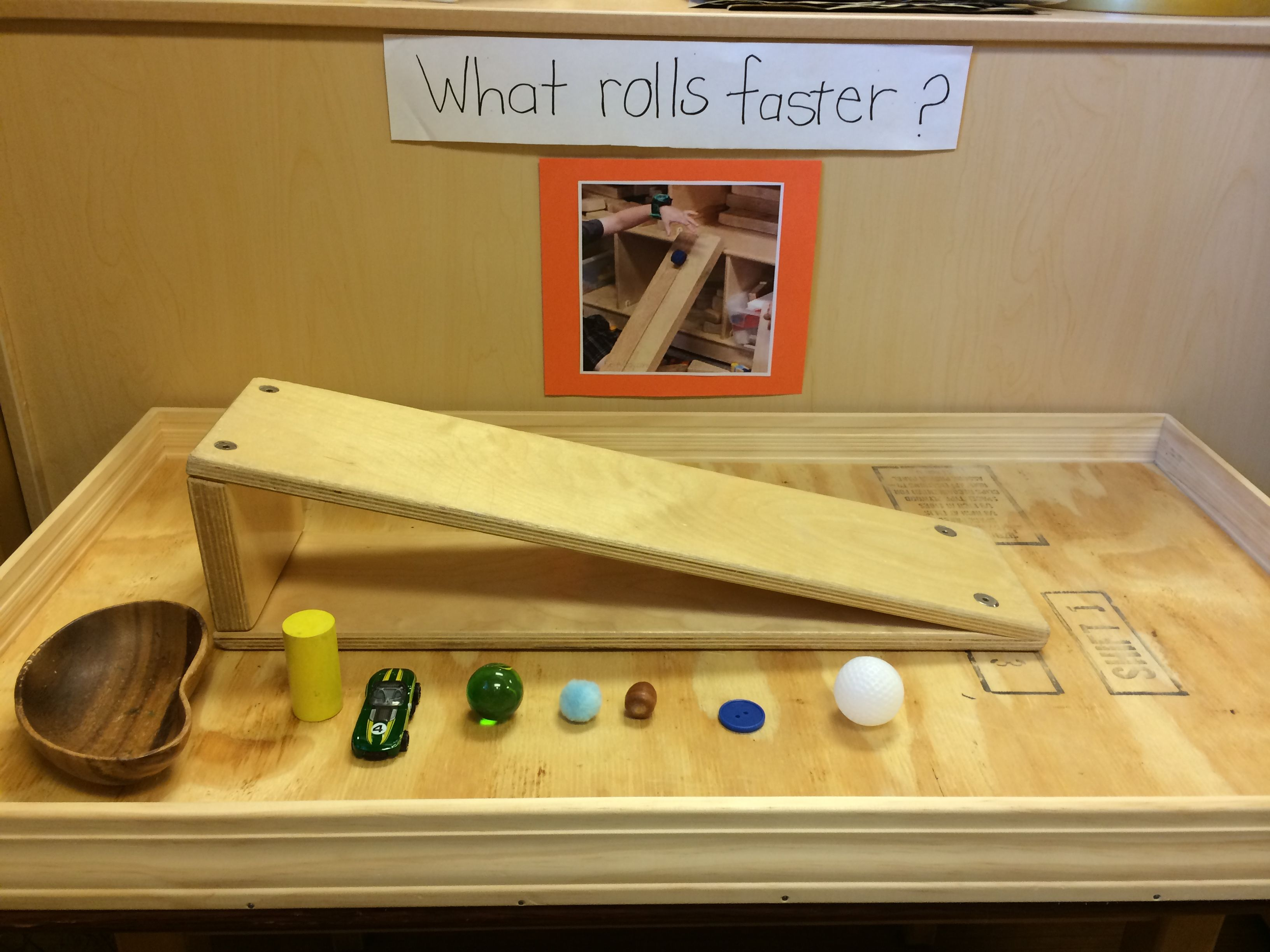 Incline Plane Project Simple Machines