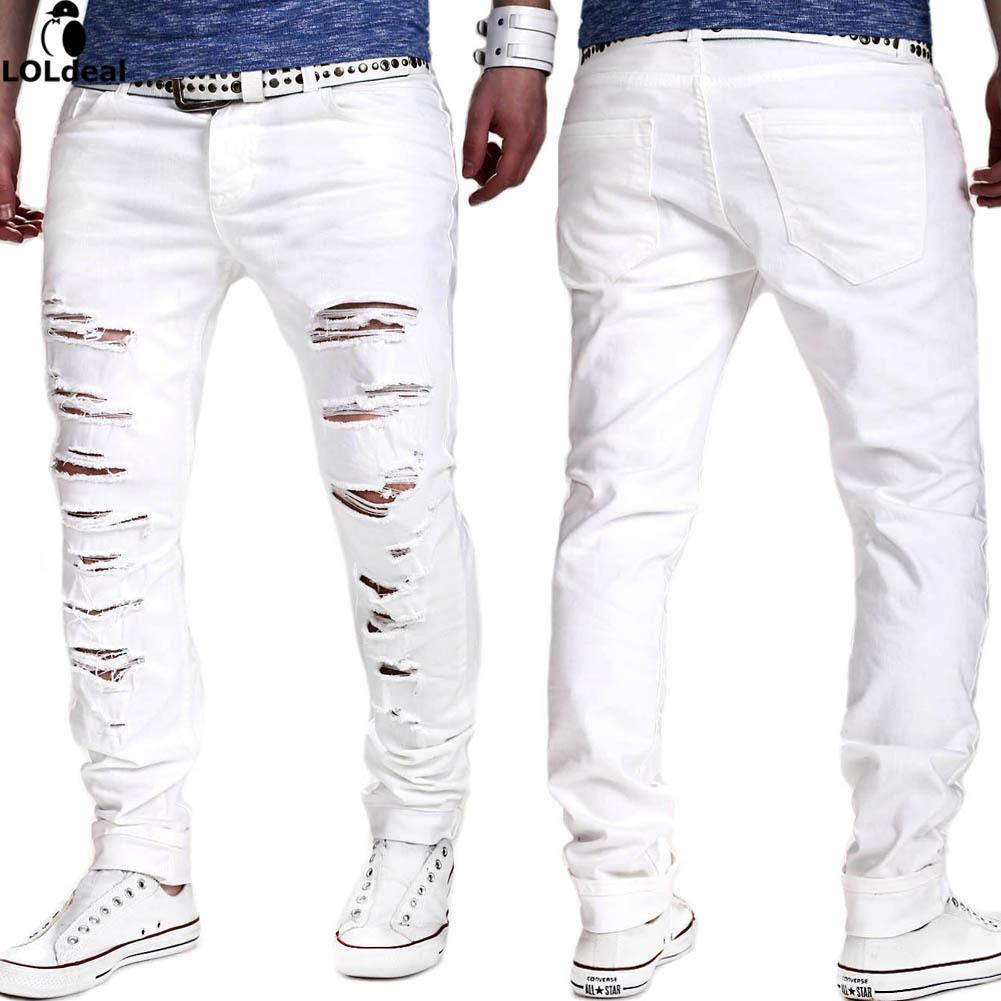 Item Type Jeans Gender Men Material Denim Brand Name Loldeal