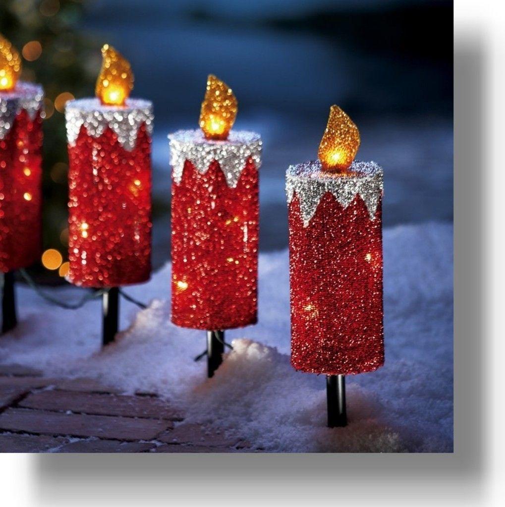 Outdoors Xmas Decor DISCOUNT CHRISTMAS DECORATION SALE