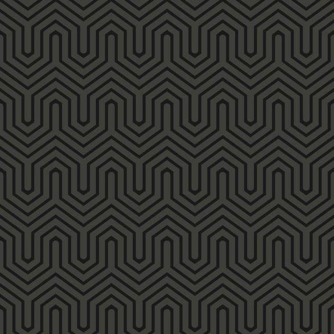 Labyrinth Wallpaper In Brown Design By York Wallcoverings