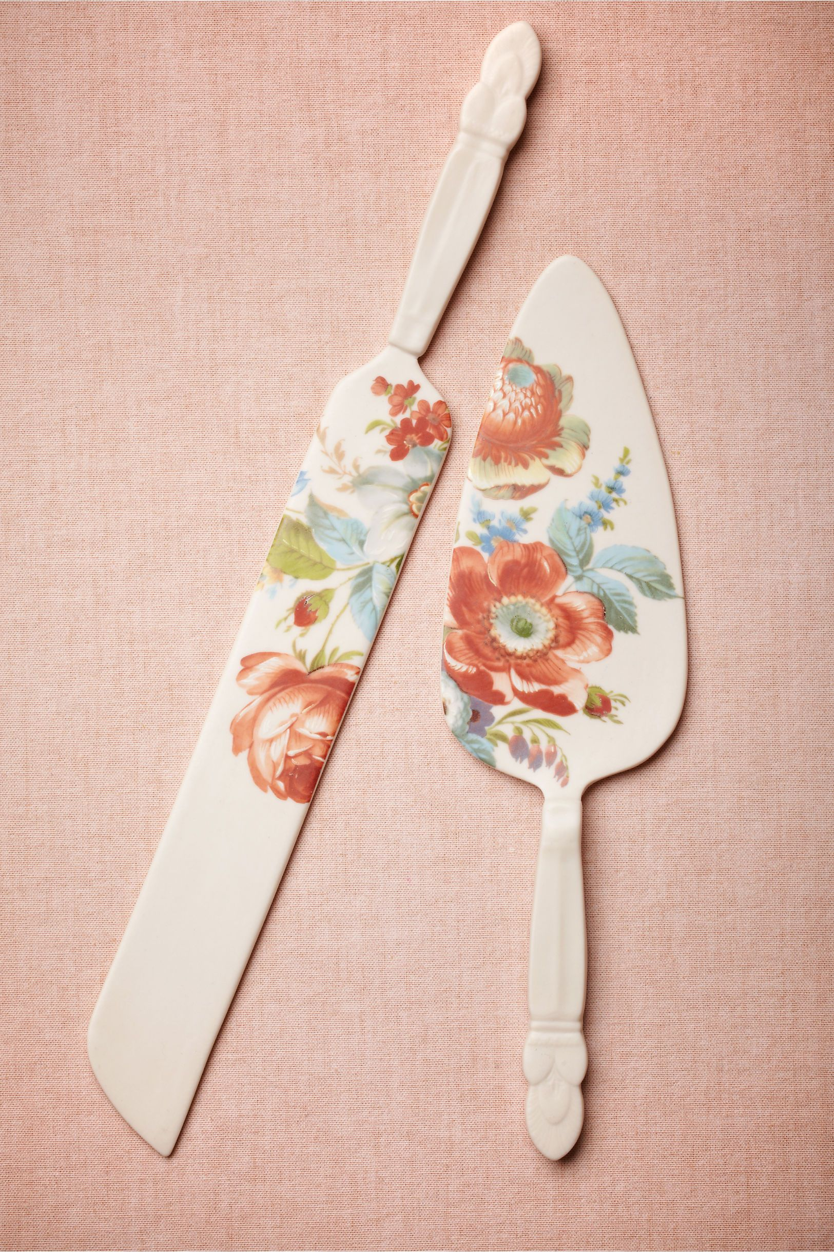 OMG. I love this. SO expensive though :/ Primrose Serving Set from ...