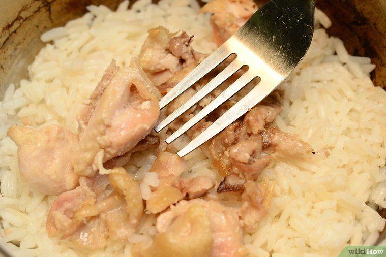 Prepare Chicken and Rice for Dogs Chicken, rice recipe