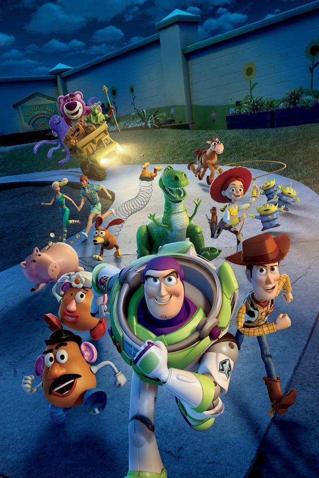 Buzz Lightyear from Toy Story Desktop Wallpaper