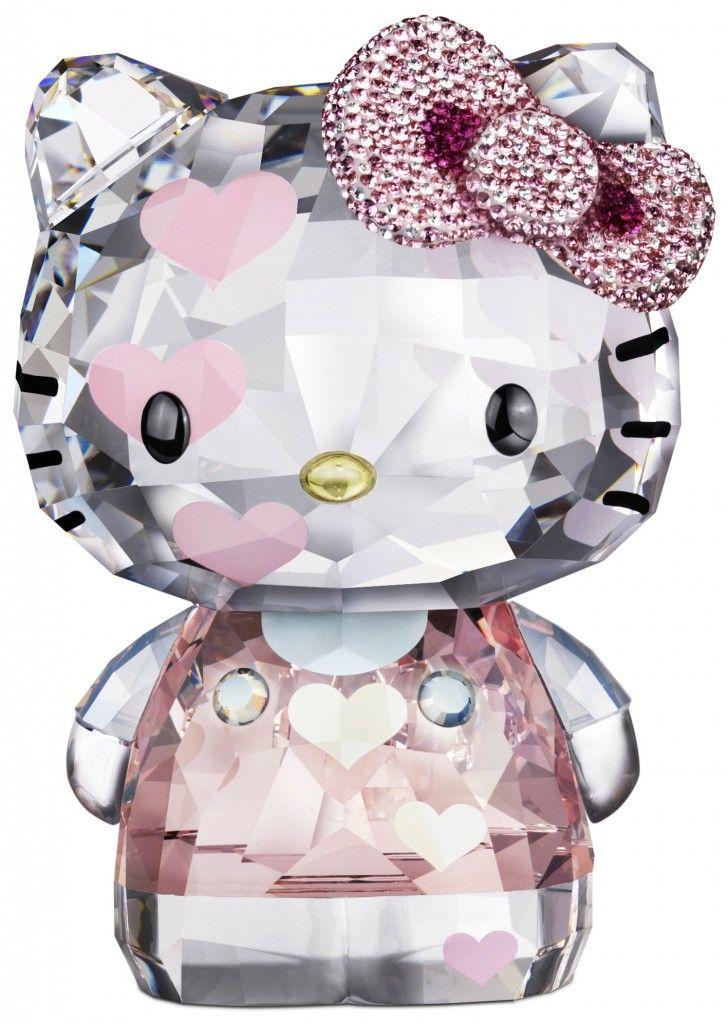 614917673d Swarovski Hello Kitty | swarovski-hello-kitty-4 … | Hello Kitty ...