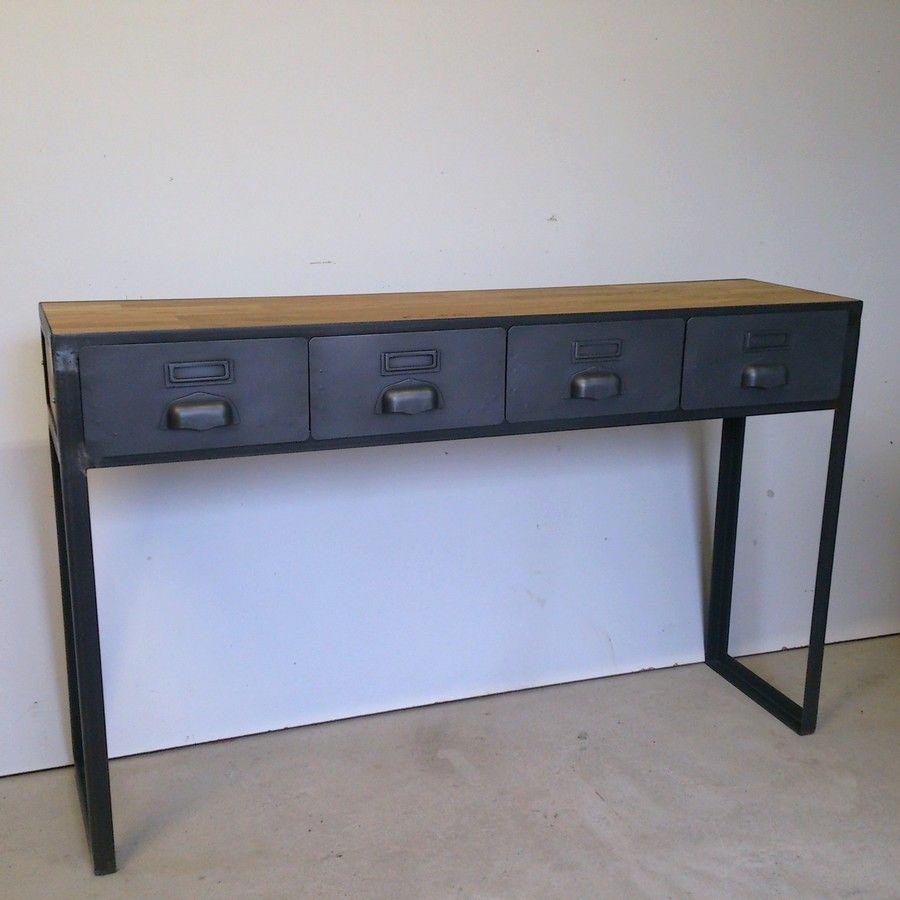 Pingl par atelier heure cr ation sur cr ation restauration de meuble industriel furniture - Restauration meuble industriel ...