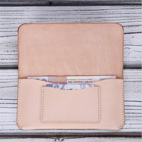 Free shipping casual women's wallet genuine leather long wallet, Italy vegetable leather wallets/purse/card holders for women $58.33