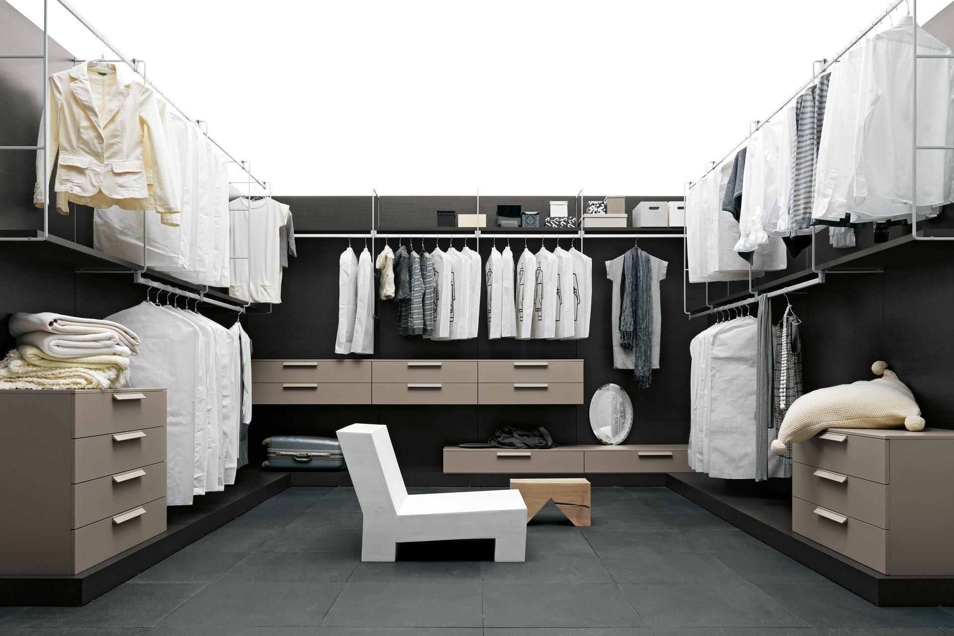 Walk In Closet Pinterest Minimalist Modern Executive Wardrobe Storage Walk In Closet Ikea