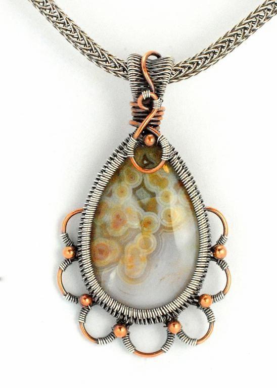 4529e9ba31185328ca891e52e9095b54--wire-pendant-wire-wrapped-pendant ...