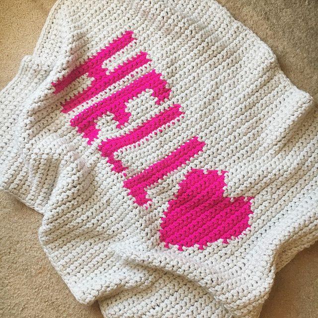 FREE CROCHET BABY BLANKET PATTERN| Crochetalong, crochet along ...