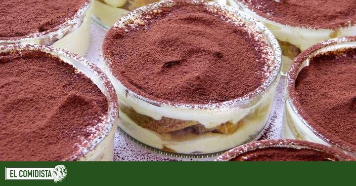 Cocina para lerdos: el tiramisú perfecto   Sin gluten, Postres and ...