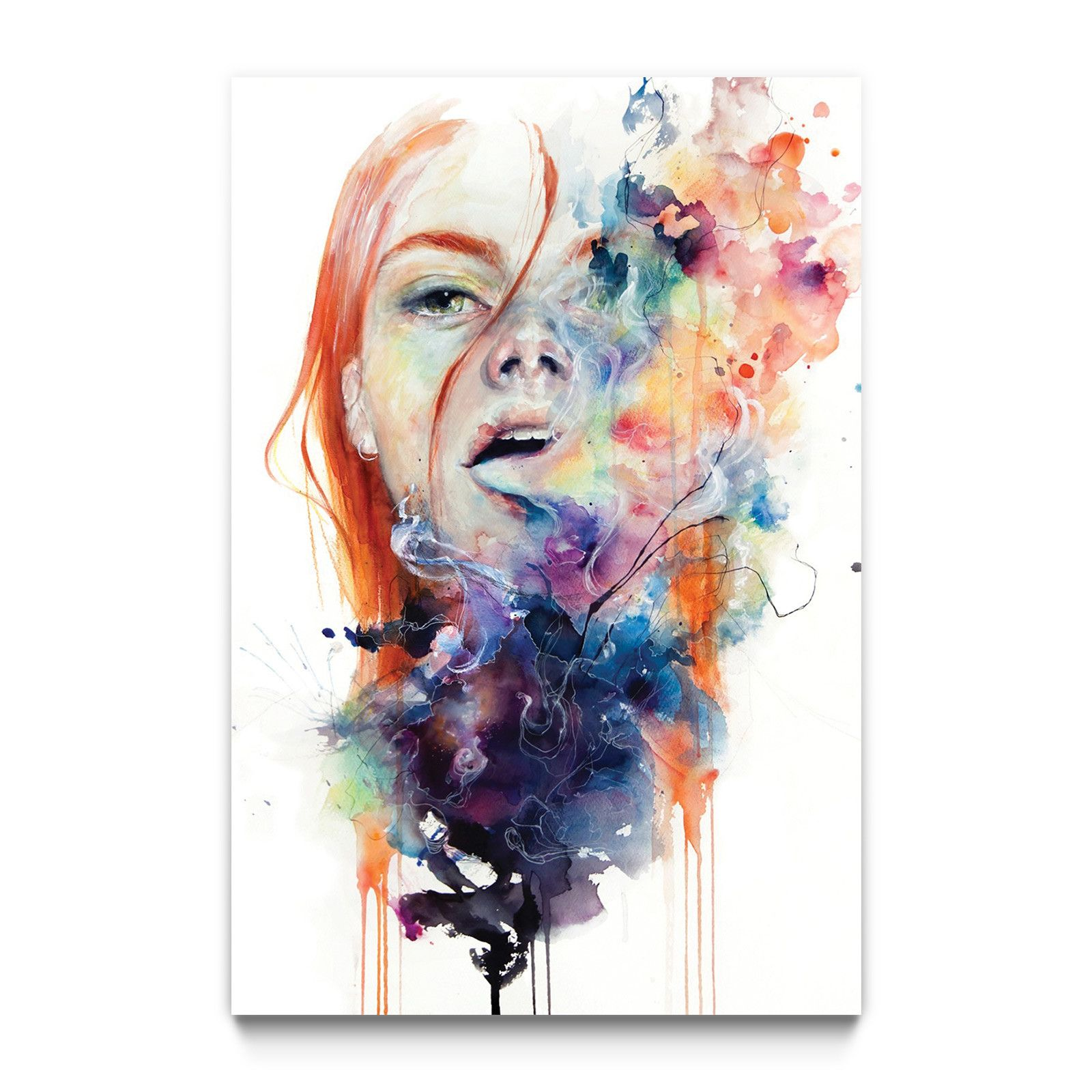 Watercolor book covers - This Thing Called Art Is Really Dangerous