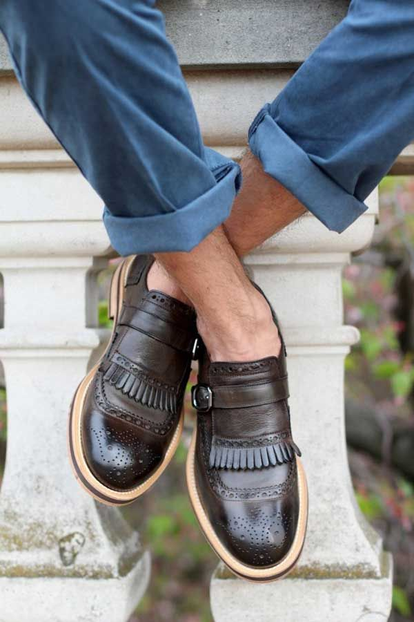 c406a84428e466 Tassel brogues shoes for men 2013 - Men Style Fashion Mens Brown Loafers, Loafers  Men