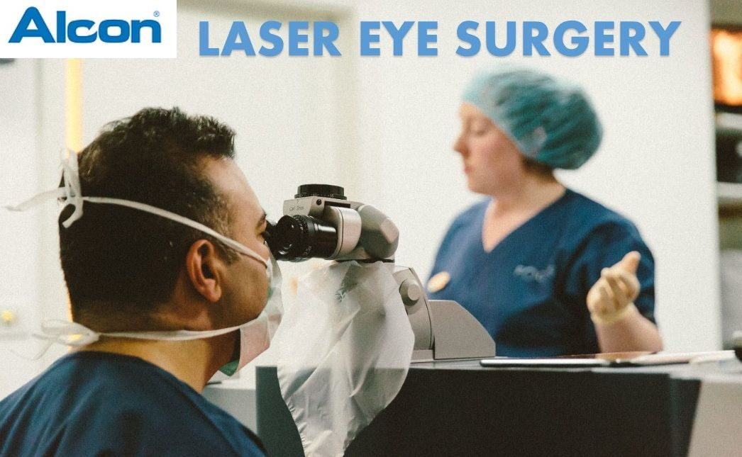 what are the side effects of laser eye treatment