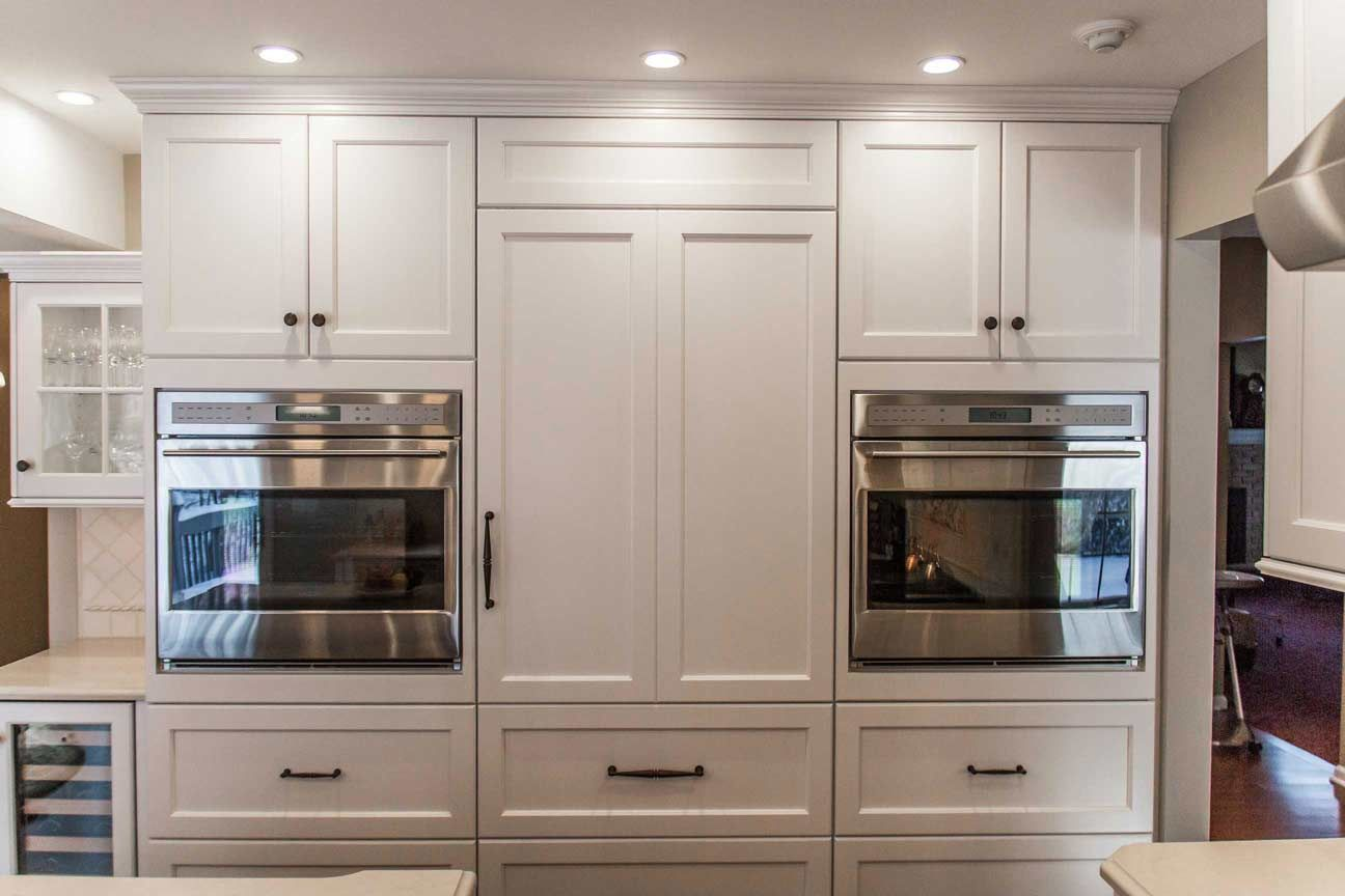 Image result for subzero next to wall oven oven