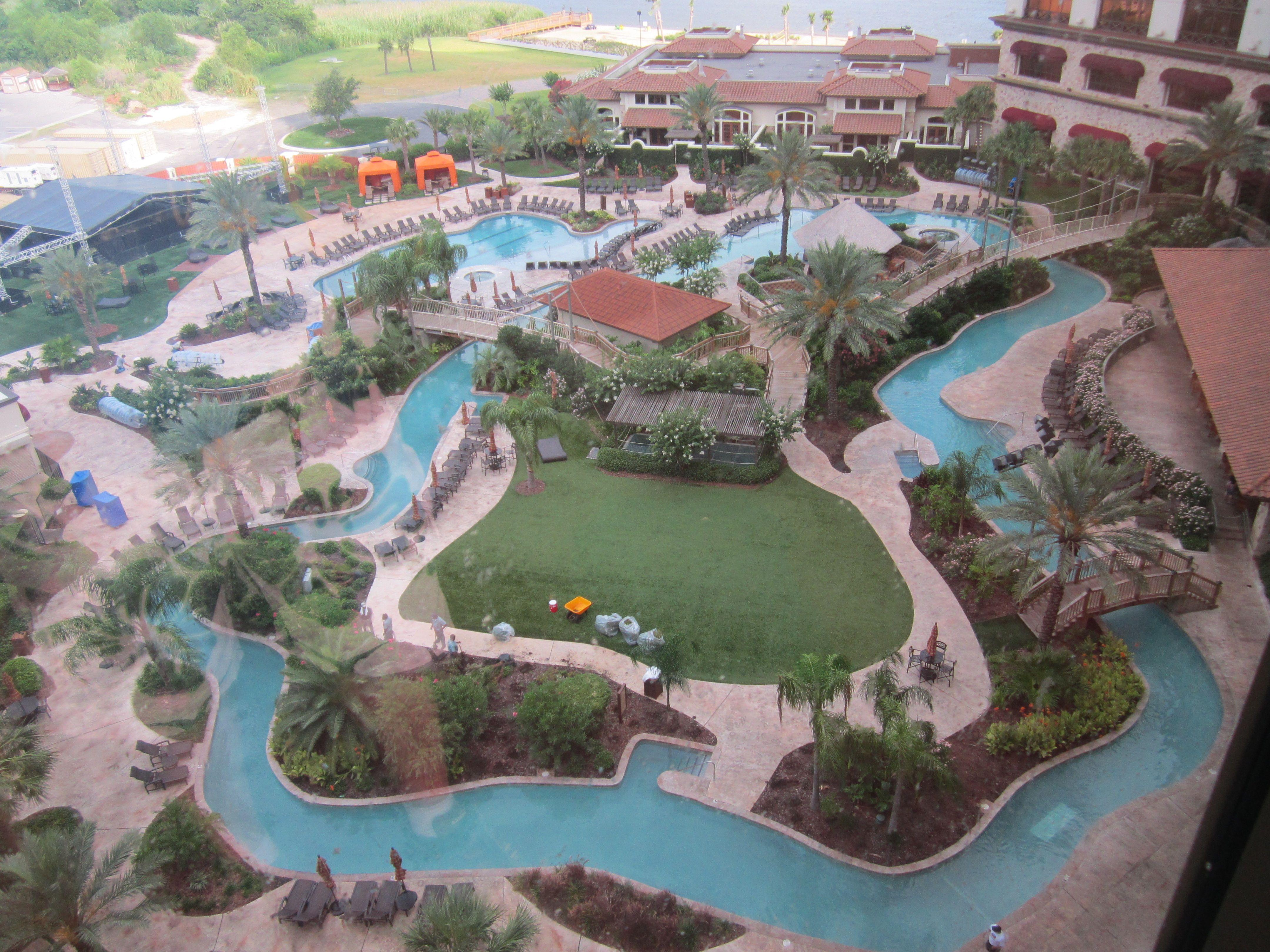 Lazy River Lu0027Auberge Du Lac Casino