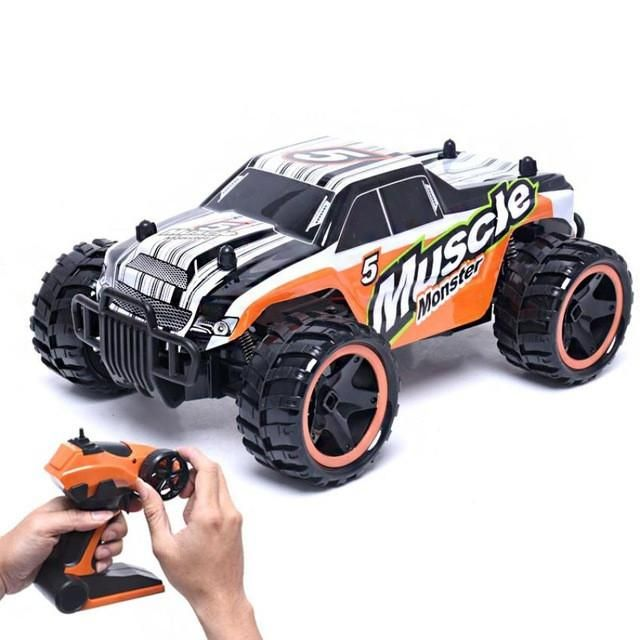 RC Car 78599 2.4G High Speed Monster Truck Remote Control