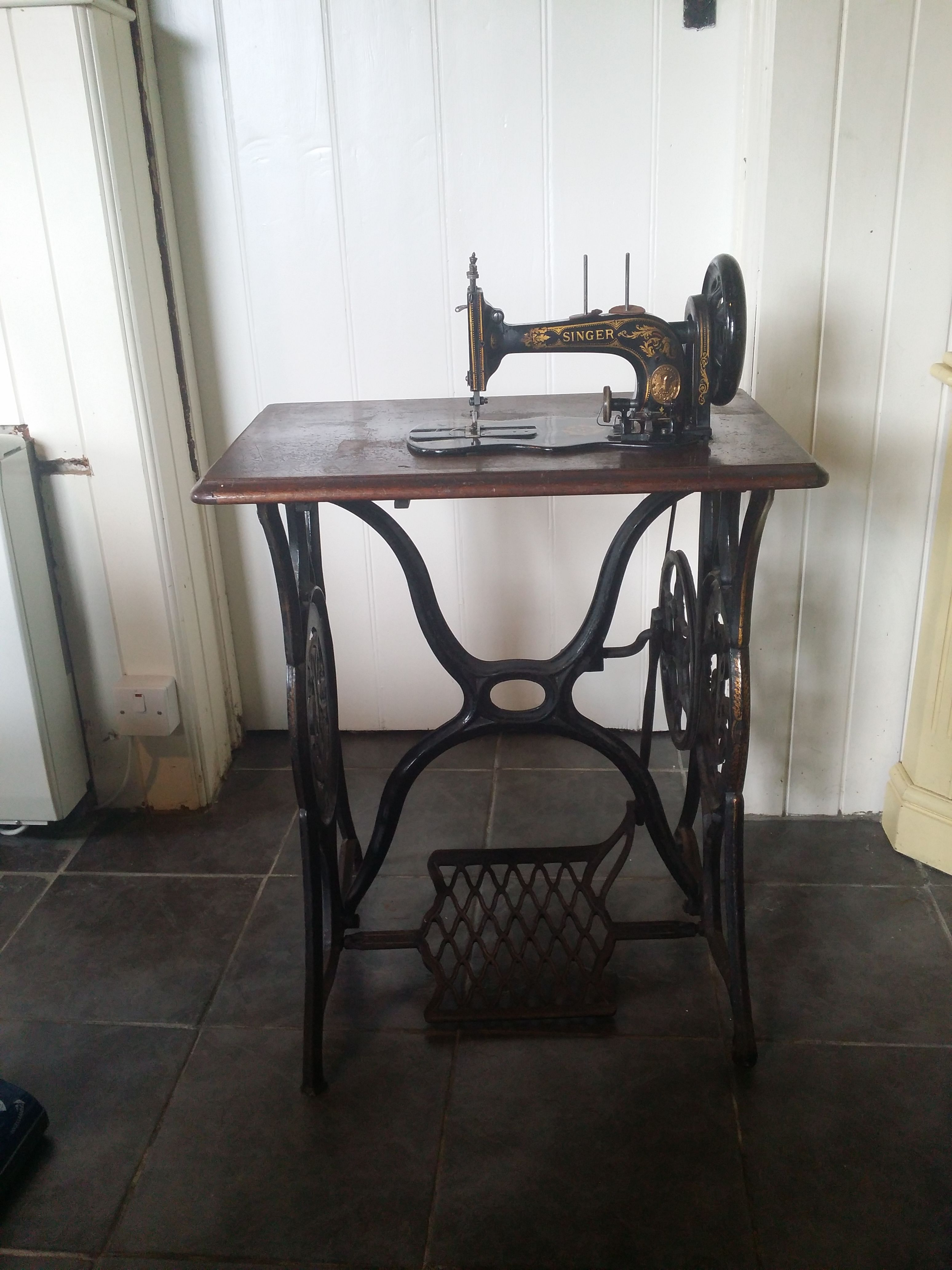 Singer Sewing Machine Serial Number Value