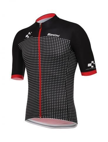 2018 Tour de Suisse HELVETIA Cycling Jersey  Made in Italy by Santini 327a35648