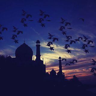 No matter how far we go, home is where we belong to. Baitullah.