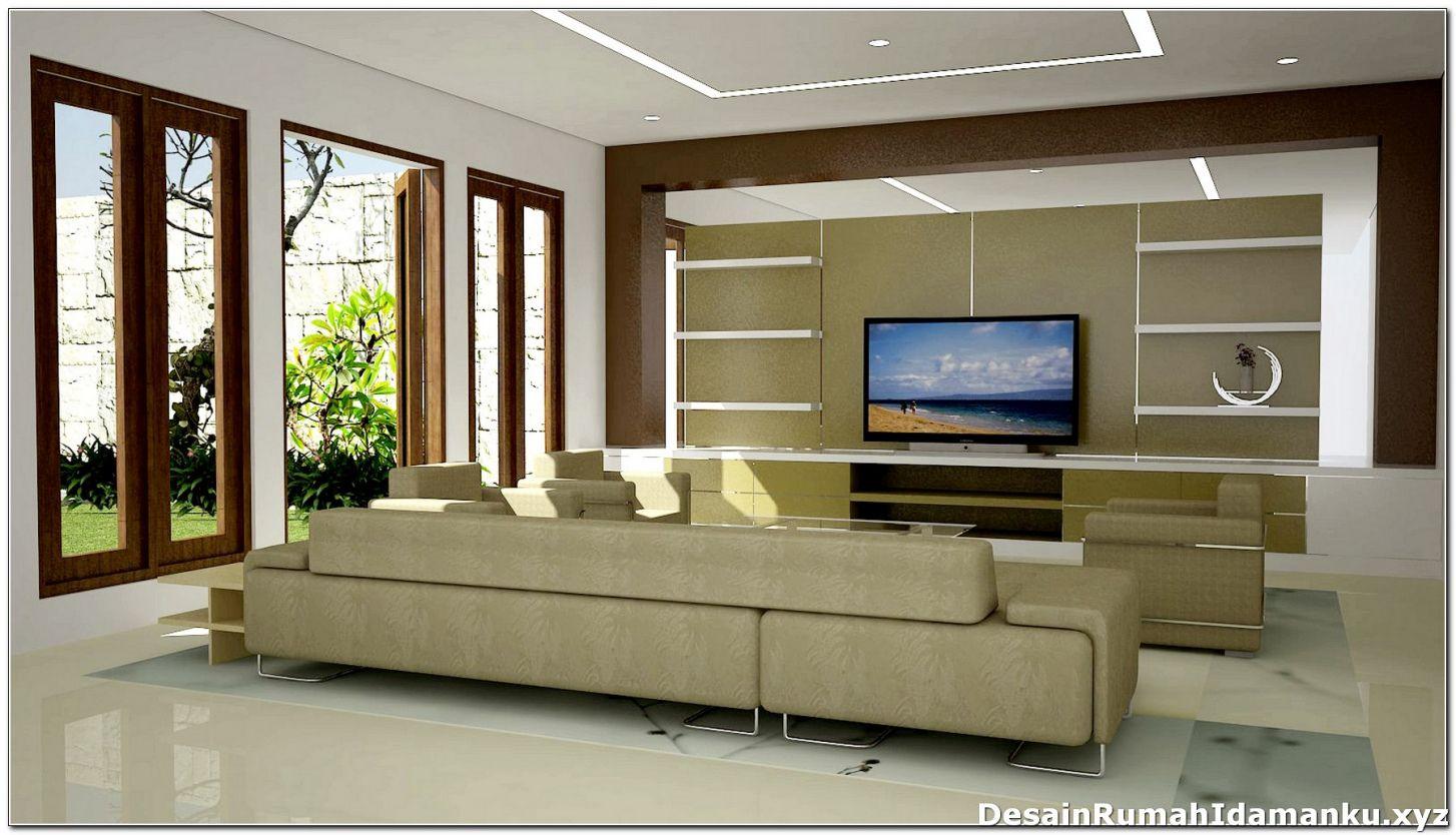 Desain Ruang Keluarga Klasik Modern Check More At Http