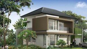 45 Gambar Desain Rumah Modern Tropical Yang Bisa Anda Contoh Unduh