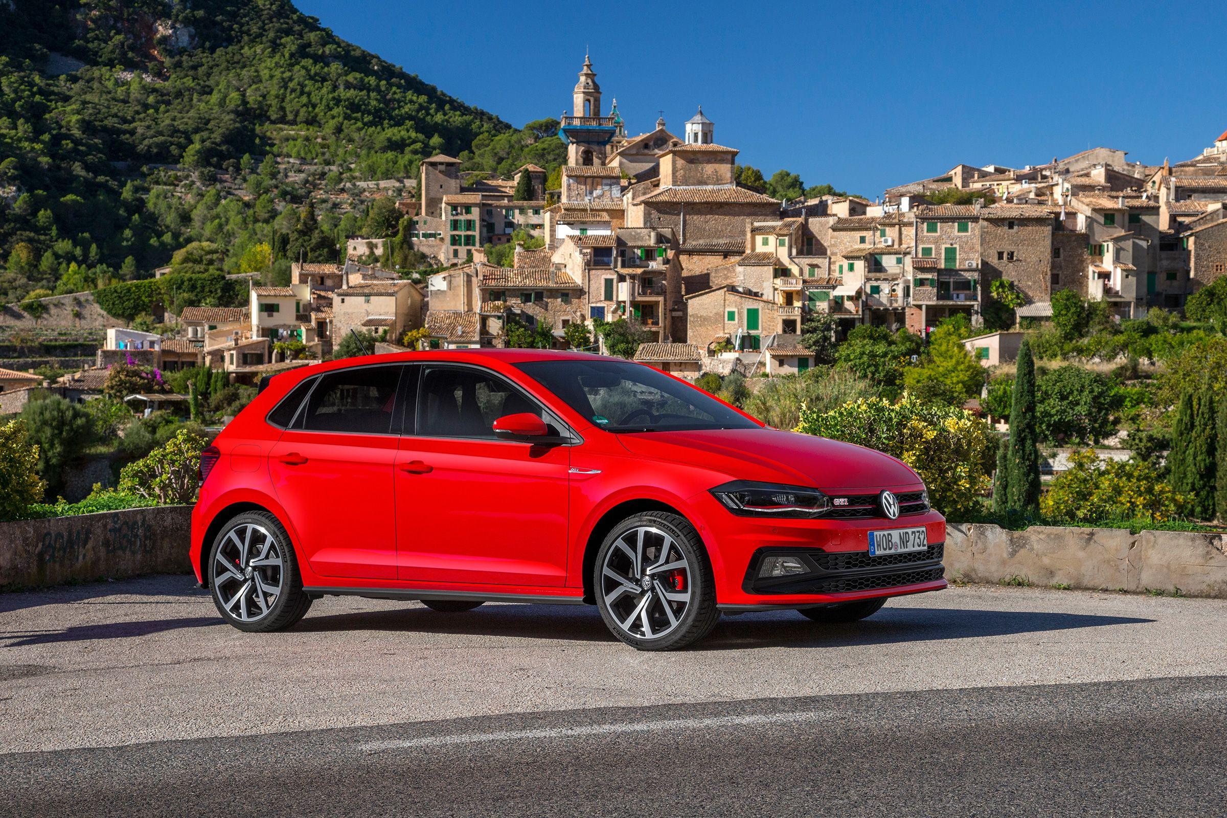 2018 Volkswagen Polo GTI Volkswagen polo, Volkswagen