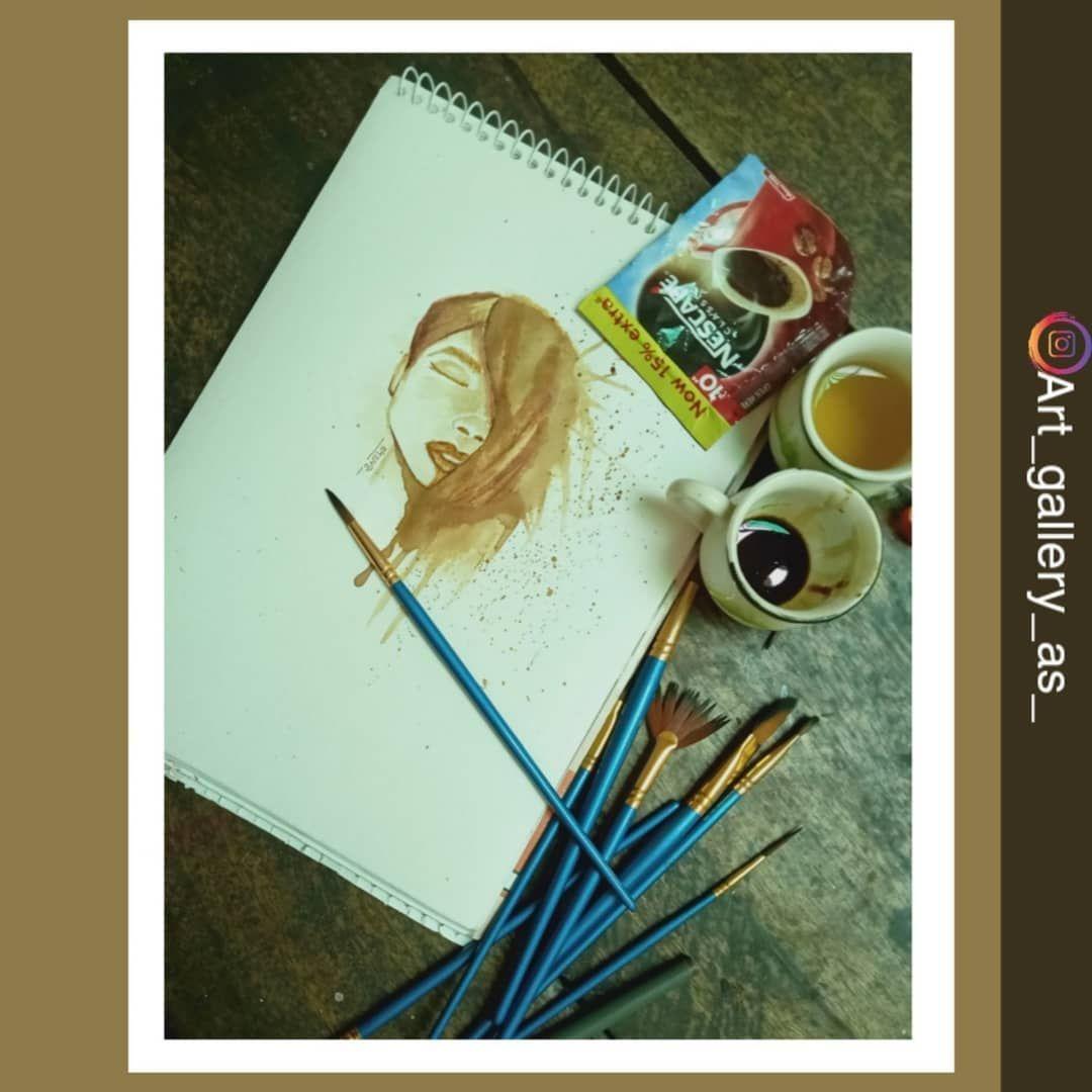 # cofeeart #coffeelover #coffeelovers # morningcofee #lovecofee #cofeeproducts # france #bhfyp.#painting #art #artist #drawing #artwork #paint #contemporaryart #illustration #artistsoninstagram #sketch #instaart #watercolor #arte #acrylicpainting #artoftheday #draw #abstractart #digitalart #oilpainting #fineart #artgallery #portrait #love@desi_kalakar_03 @dipikajaiswal01 @design_eria @diary.of.artists @group_of_artist